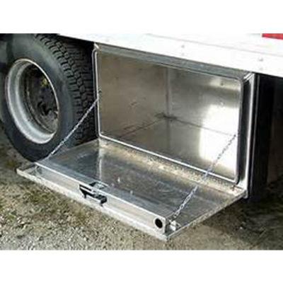 Standard & Custom Truck Jockey Boxes